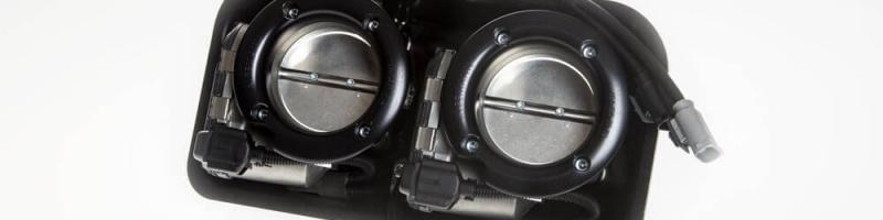 AMG63 Large Throttle Kit