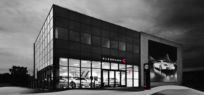 The Kleemann HQ in Denmark