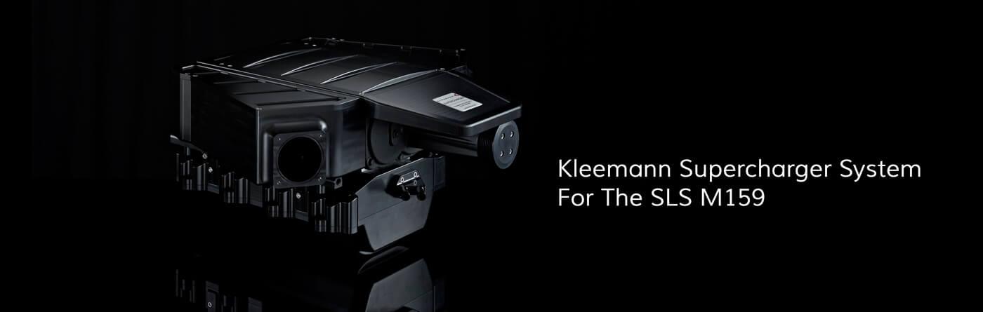 Kleemann SLS AMG M159 Supercharger
