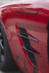 Wings of Kleemann Supercharged AMG SLS