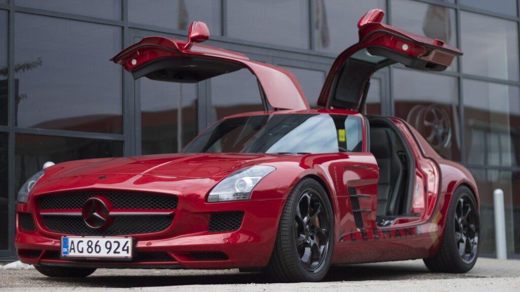 Kleemann AMG Supercharged SLS